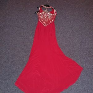 Xcite by Impression gown NWT